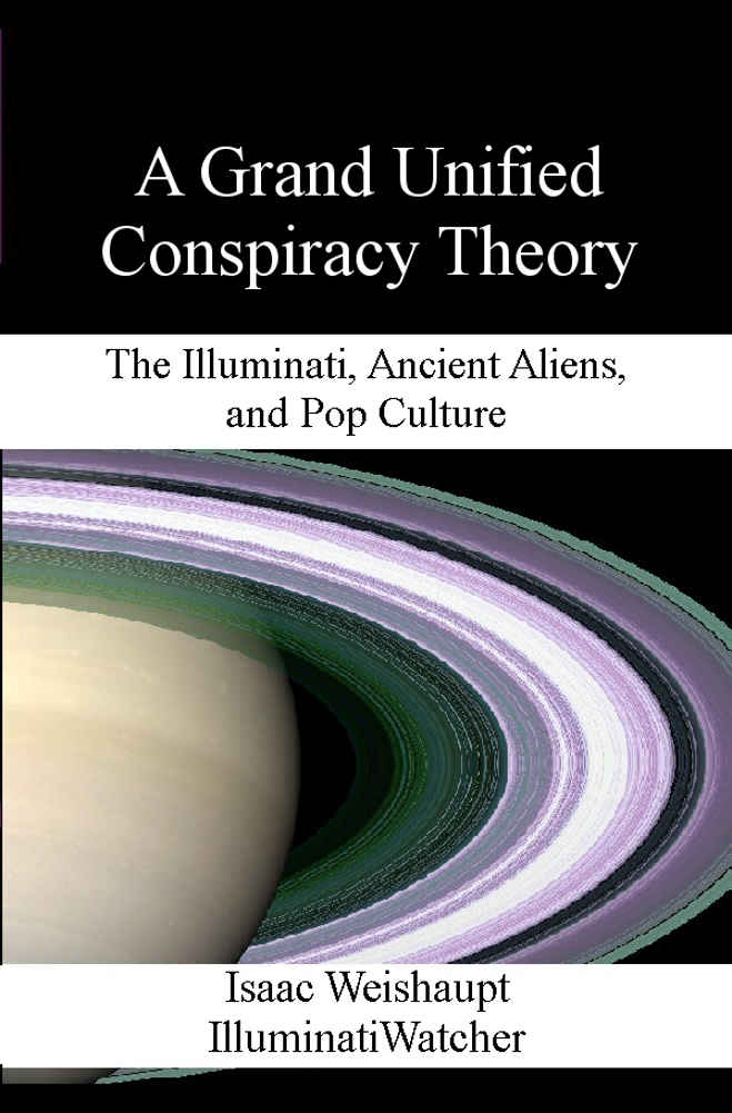 'A Grand Unified Conspiracy Theory' FREE book giveaway