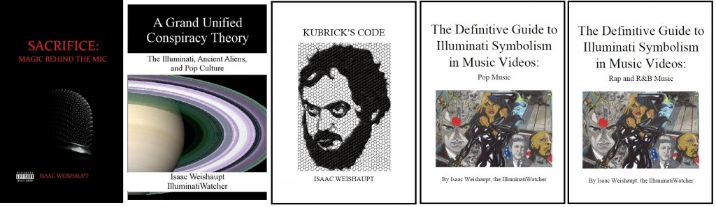 IlluminatiWatcher e-book bundle deal packages NOW AVAILABLE