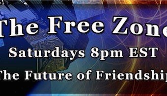 """Isaac Weishaupt discusses MTV symbolism on Freeman's """"The Free Zone"""""""